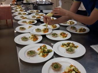 Scuola di cucina vegan corsi di cucina amatoriali e - Corsi di cucina professionali ...